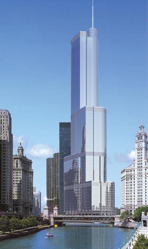ناطحات سحاب شيكاغو