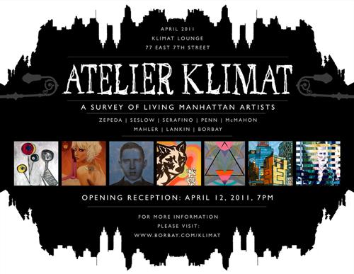 Atelier Klimat A Group Exhibition