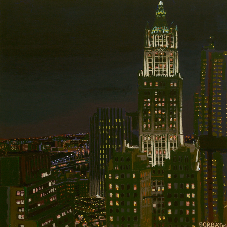 Woolworth 30inX30in Acrylic Sold