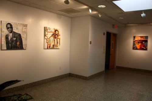 Iona Exhibit Borbay and Seslow, Opening Sunday, January 22nd
