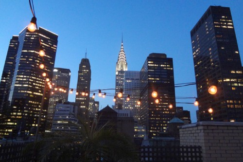 Original Photograph Chrysler Building by Borbay